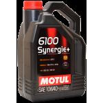 MOTUL 6100 SYNERGIE PLUS 10W40 4L