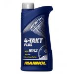 MANNOL - 4T Plus MA2 -10W40 - 1L