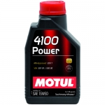 MOTUL 4100 Power 15W-50 - 1L