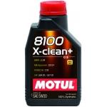 MOTUL 8100 X-clean+ 5W-30 -1L