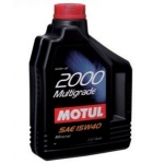 MOTUL 2000 Multigrade 15W-40 - 5L