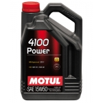 MOTUL 4100 Power 15W-50 - 5L