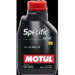 MOTUL Specific Dexos2 5W30 - 1L