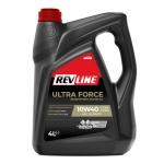 REVLINE - ULTRA FORCE SEMISYNTHETIC 10W40 - 4L M-ACTIVE
